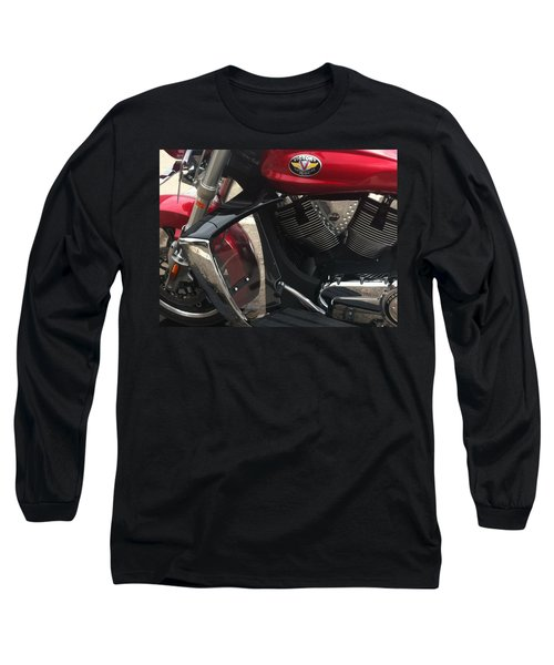 Victory Cycle Long Sleeve T-Shirt