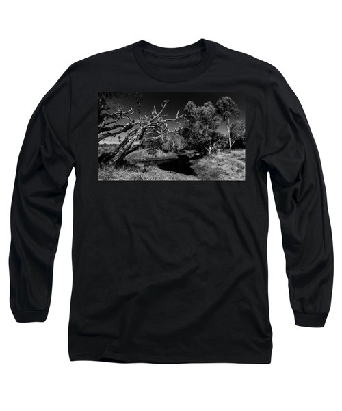 View Over North Lake Long Sleeve T-Shirt