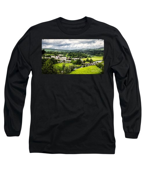 Village Of Inistioge Long Sleeve T-Shirt