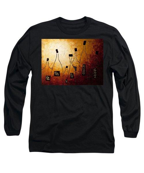 Vins De France Long Sleeve T-Shirt