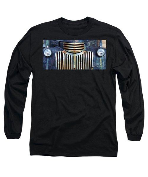 Vintage Chevrolet 005 Long Sleeve T-Shirt