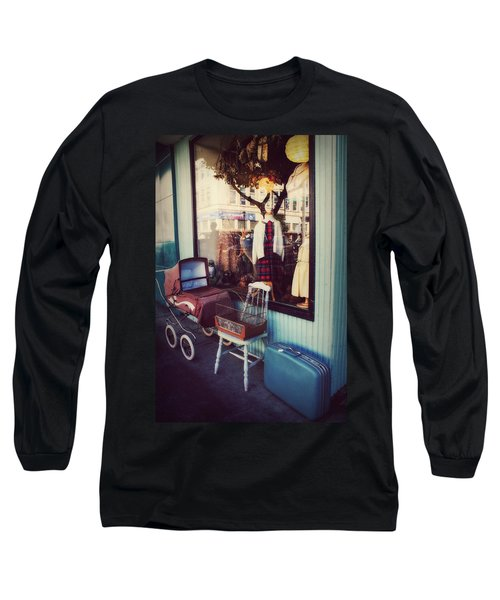 Vintage Memories Long Sleeve T-Shirt by Melanie Lankford Photography