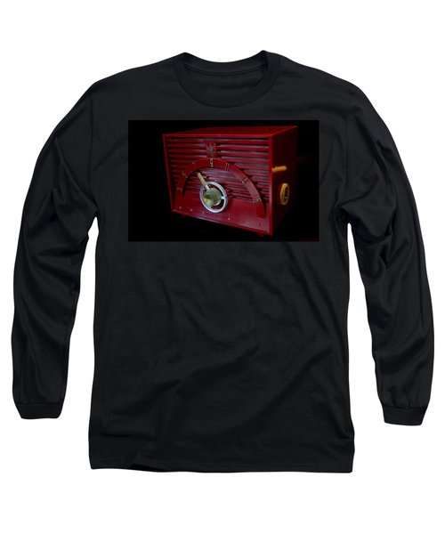 Vintage Radio Long Sleeve T-Shirt
