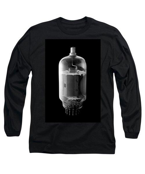 Vintage Vacuum Tube Long Sleeve T-Shirt