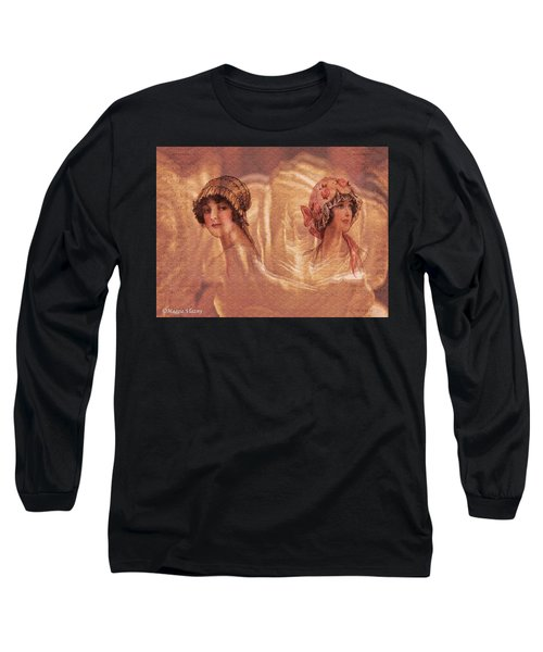 Vintage Victorian Rivals II Long Sleeve T-Shirt