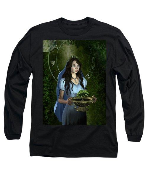 Virgo  Long Sleeve T-Shirt