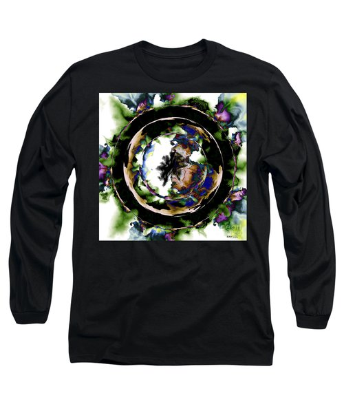 Visions Echo In The Crystal Ball Long Sleeve T-Shirt