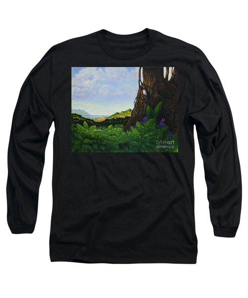 Visions Of Paradise V Long Sleeve T-Shirt