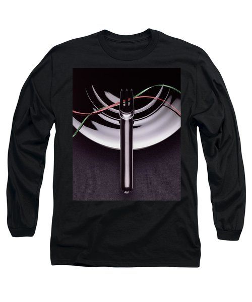 Festive Dining Long Sleeve T-Shirt