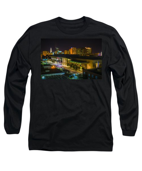 Vividly Downtown Baton Rouge Long Sleeve T-Shirt