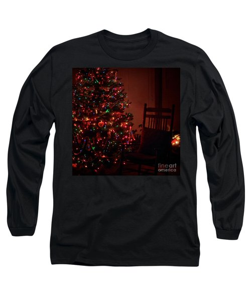 Waiting For Christmas - Square Long Sleeve T-Shirt