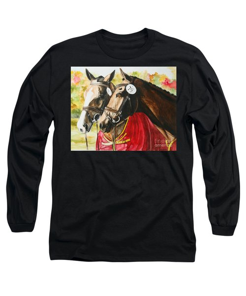 Waiting For Inspection Long Sleeve T-Shirt