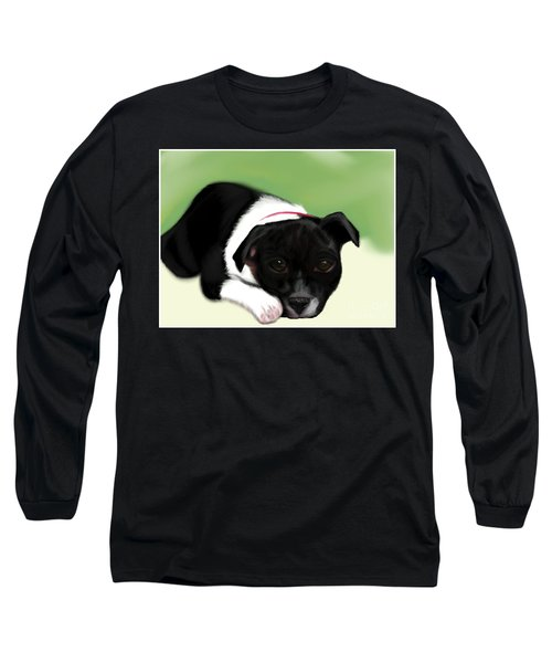 Waiting For The Family  Long Sleeve T-Shirt