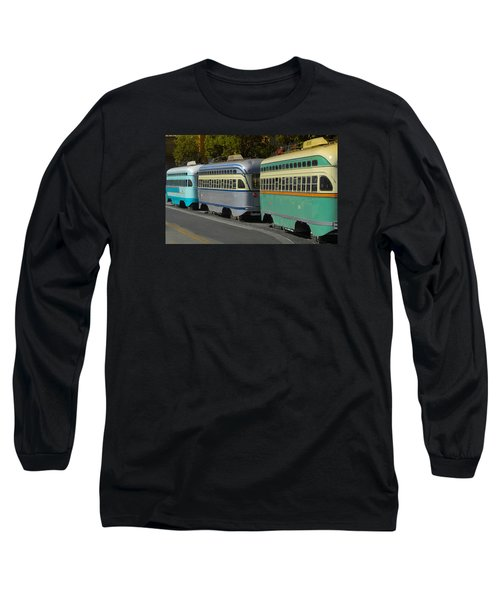 Waiting In Line Long Sleeve T-Shirt