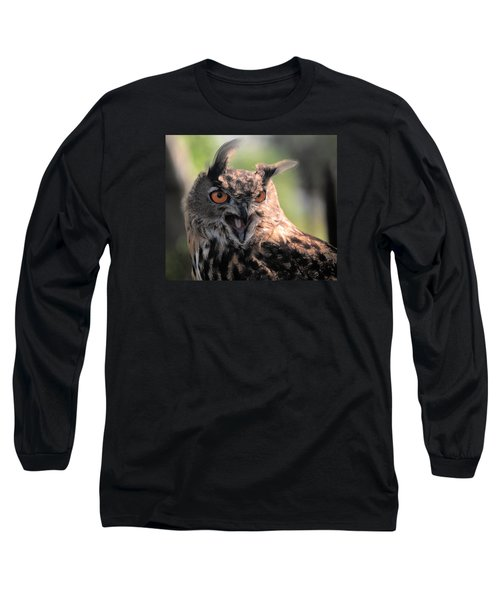 Long Sleeve T-Shirt featuring the photograph Wake Up by Leticia Latocki