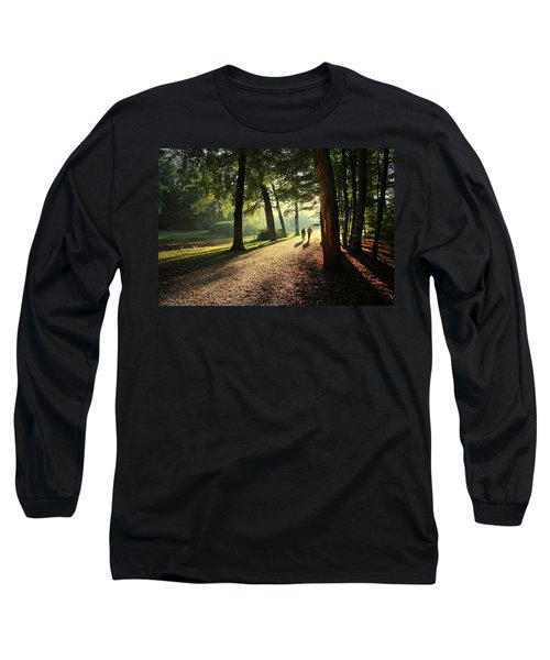 Walk Long Sleeve T-Shirt