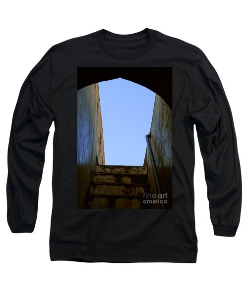 Walk To The Sky Long Sleeve T-Shirt