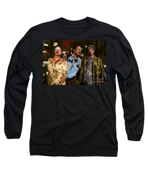 Walking Dead Long Sleeve T-Shirt