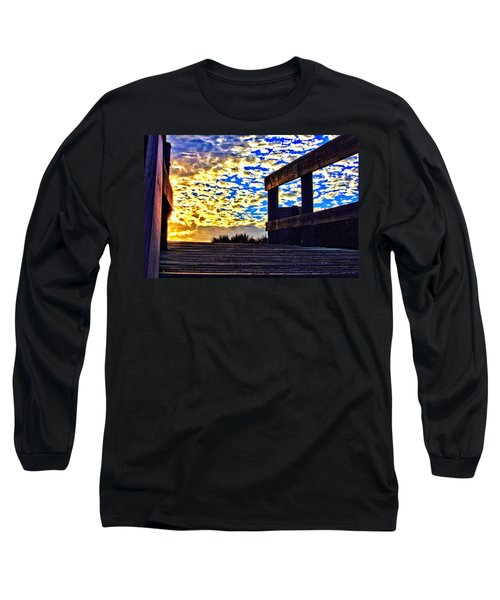 Walkway To Heaven Long Sleeve T-Shirt