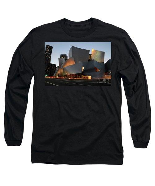 Walt Disney Concert Hall 21 Long Sleeve T-Shirt
