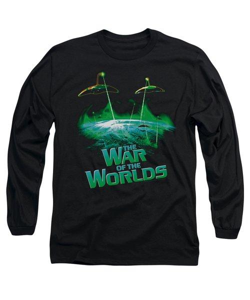 War Worlds - Global Attack Long Sleeve T-Shirt