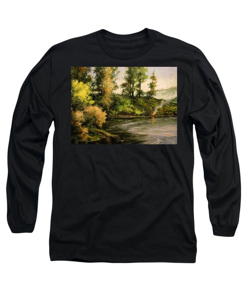 The Bottoms - Warming Up Long Sleeve T-Shirt