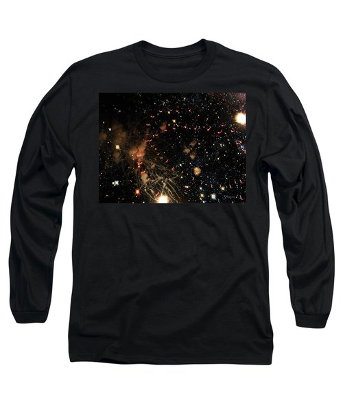 Warp Speed Long Sleeve T-Shirt