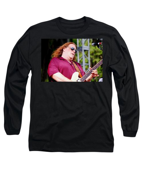 Warren Haynes Long Sleeve T-Shirt