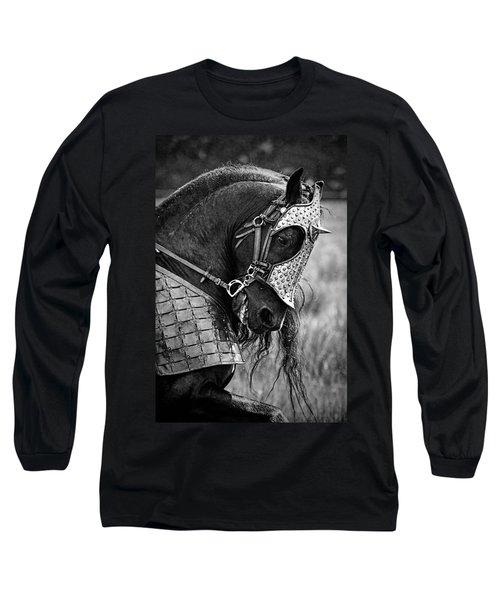 Warrior Horse Long Sleeve T-Shirt