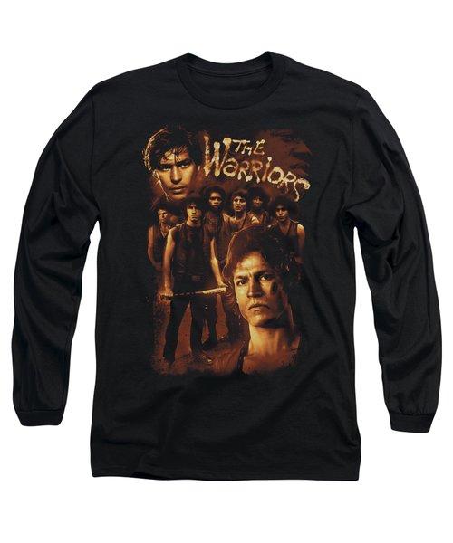 Warriors - 9 Warriors Long Sleeve T-Shirt