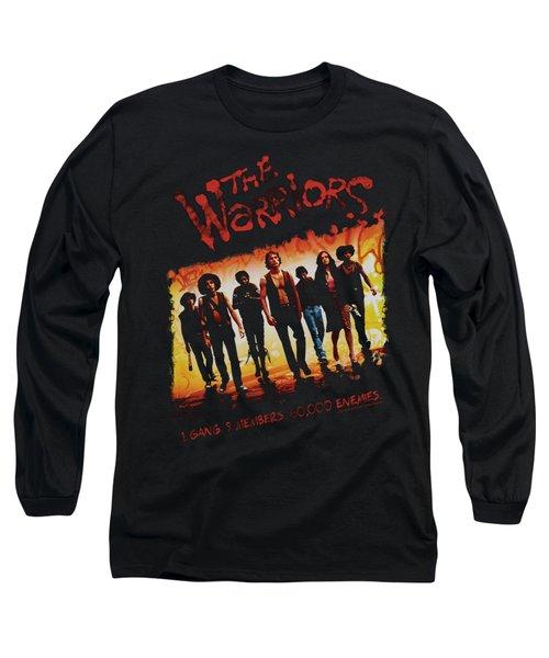 Warriors - One Gang Long Sleeve T-Shirt