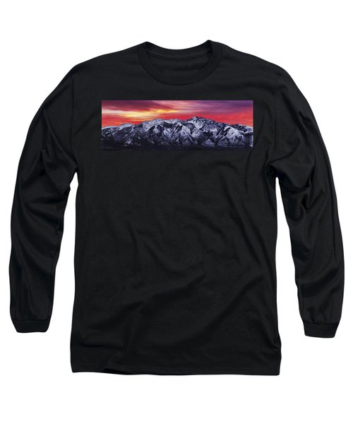 Wasatch Sunrise 3x1 Long Sleeve T-Shirt