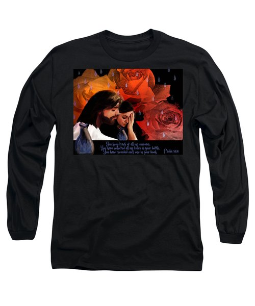 Washed In His Love Long Sleeve T-Shirt