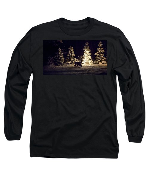 Long Sleeve T-Shirt featuring the photograph Watchful Eye by Aaron Aldrich