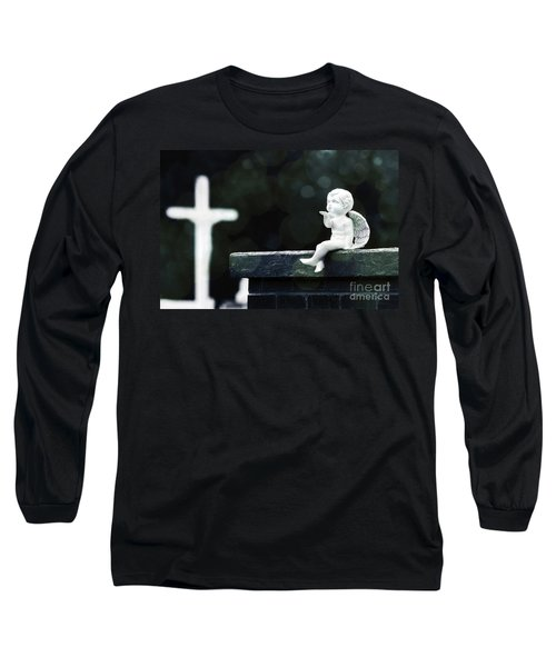 Watching Over Them Long Sleeve T-Shirt