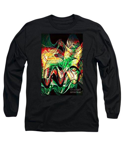 Water Buffalo Long Sleeve T-Shirt