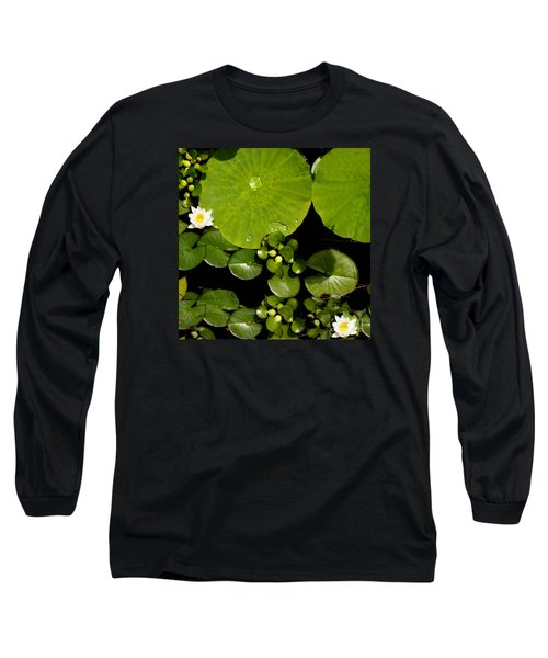 Water Drops Bristol Rhode Island Long Sleeve T-Shirt