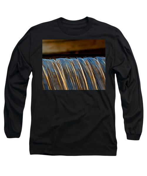 Water Falls Edge 3 Long Sleeve T-Shirt