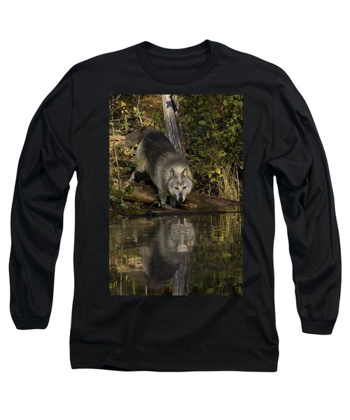 Water Hole Long Sleeve T-Shirt
