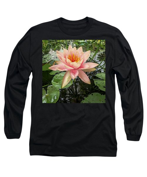 Water Lily 1 Long Sleeve T-Shirt