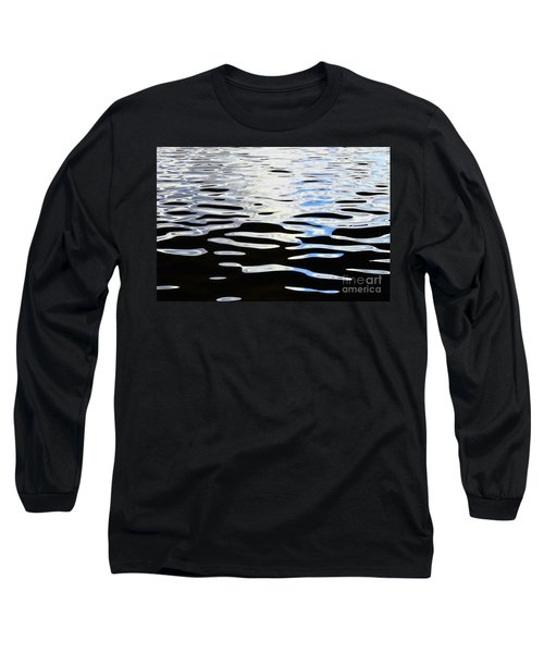 Water Reflections 1 Long Sleeve T-Shirt