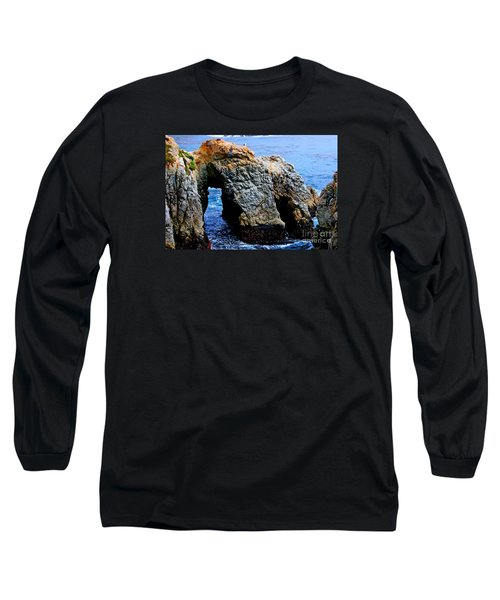 Water Tunnel Long Sleeve T-Shirt