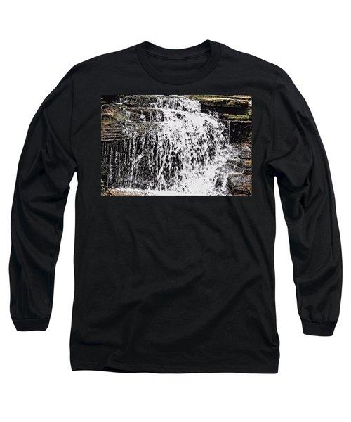 Waterfall 4 Long Sleeve T-Shirt