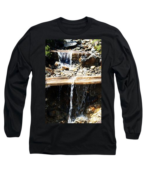 Waterfall Steps Long Sleeve T-Shirt