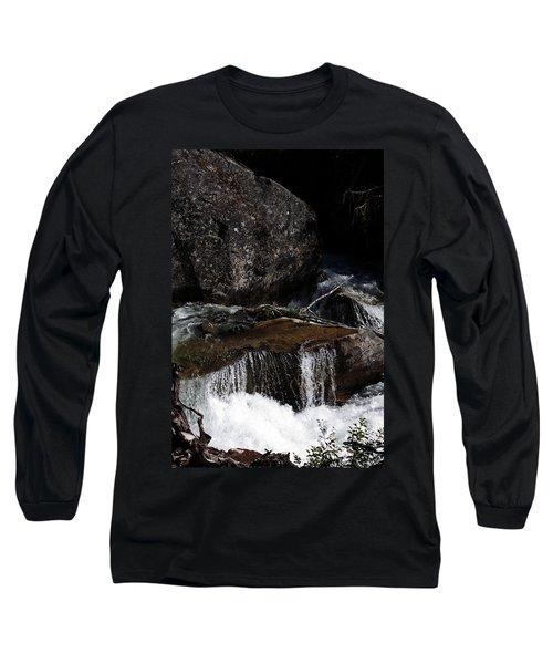Water's Flow Long Sleeve T-Shirt