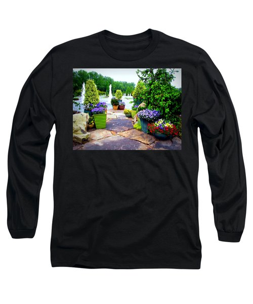 Waterway Path Long Sleeve T-Shirt