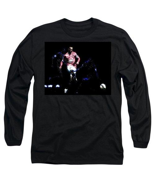 Wayne Rooney Working Magic Long Sleeve T-Shirt