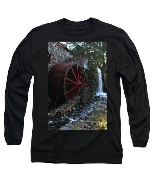 Wayside Inn II Long Sleeve T-Shirt by Suzanne Gaff