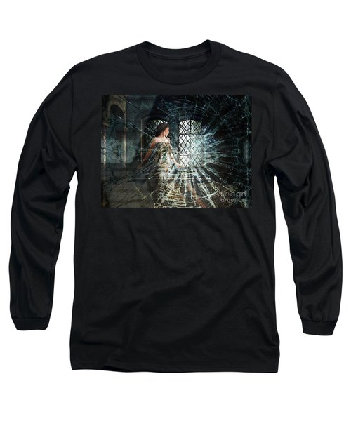 We Are Glass Long Sleeve T-Shirt by Lianne Schneider