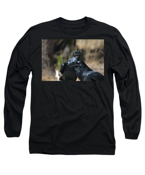 We Are The Best Of Friends Long Sleeve T-Shirt